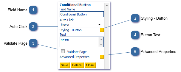 Conditional Button